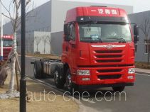 FAW Jiefang CA1250P2K2L7T3BE5A80 diesel cabover truck chassis