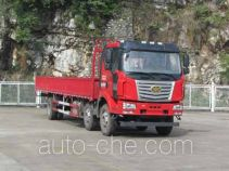 Cabover cargo truck
