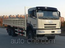 FAW Jiefang CA1252P2K2L2TA70E4 diesel 6x6 cabover cargo truck