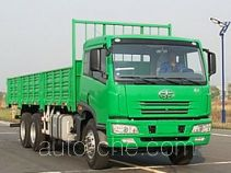 FAW Jiefang CA1253P7K1L9T1E diesel 6x4 cabover cargo truck