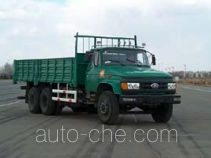 Natural gas conventional cargo truck