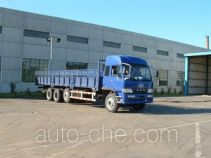 Cabover lifting axle cargo truck
