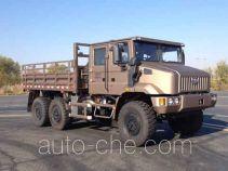 解放牌CA2160L2E4型越野载货汽车