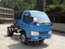 FAW Jiefang CA3030K11L1E4 dump truck chassis