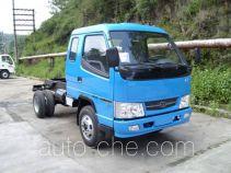 FAW Jiefang CA3030K11L1R5E4 dump truck chassis