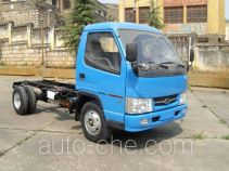 FAW Jiefang CA3030K7L1E4 dump truck chassis