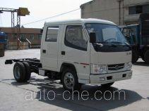 FAW Jiefang CA3030K7L2RE4 dump truck chassis