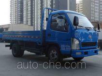 解放牌CA3040K11L1E4J型自卸汽车