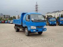 解放牌CA3040K7L1R5E4型自卸汽车
