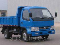 解放牌CA3040K7L2E4型自卸汽车