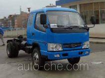 FAW Jiefang CA3040K7L2R5E4-2 dump truck chassis