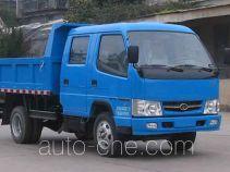 FAW Jiefang CA3040K7L2RE4-1 dump truck