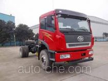 FAW Jiefang CA3120P2K2BE4A80 diesel cabover dump truck chassis