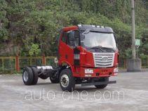FAW Jiefang CA3123P3K2E4A95 dump truck chassis