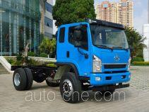 FAW Jiefang CA3160K35L3R5E4 dump truck chassis