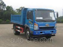解放牌CA3160PK1E4A80型平头柴油自卸汽车