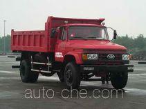 FAW Jiefang CA3165K2E diesel conventional dump truck