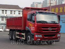 FAW Jiefang CA3208P1K2L2T1E4A80 diesel cabover dump truck