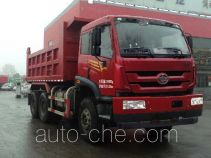 FAW Jiefang CA3250P1K15L1T1E4A80 diesel cabover dump truck