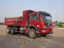 FAW Jiefang CA3250P2K2L3T1E4A80-2 diesel cabover dump truck