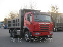 FAW Jiefang CA3251P2K2L4T1E5A80 diesel cabover dump truck