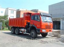 Cabover 6x6 dump truck