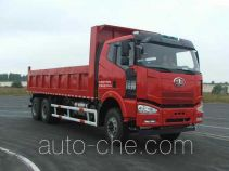 FAW Jiefang CA3250P66K2L3T1AE4 diesel cabover dump truck