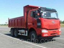 解放牌CA3250P66K2L0T1AE4型平头柴油自卸汽车
