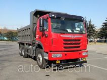 FAW Jiefang CA3251P2K2L4T1E5A80-1 diesel cabover dump truck