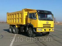 FAW Jiefang CA3252P2K2T1A diesel 6x4 cabover dump truck