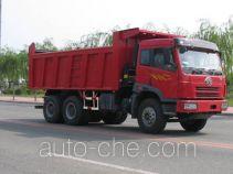 Yeluotuo CA3252P2K2T1AS dump truck