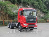 FAW Jiefang CA3252P31K2E4T1A93 dump truck chassis