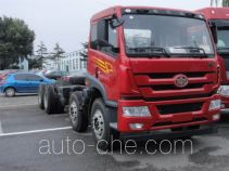 FAW Jiefang CA3310P1K2L4T4BE4A80 diesel cabover dump truck chassis