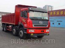 FAW Jiefang CA3310P2K2L1T4E4A80-1 diesel cabover dump truck