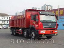 FAW Jiefang CA3310P2K2L3T4E4A80-1 diesel cabover dump truck