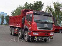 FAW Jiefang CA3310P2K2L2T4E4A80-1 diesel cabover dump truck