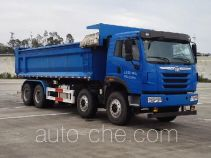 FAW Jiefang CA3310P2K2L3T4E5A80-1 diesel cabover dump truck