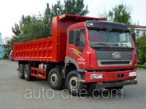 FAW Jiefang CA3310P2K2L4T4E4A80-1 diesel cabover dump truck
