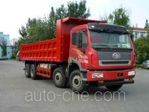 FAW Jiefang CA3310P2K2L5T4NE5A80 natural gas cabover dump truck