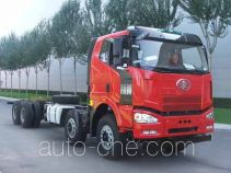 FAW Jiefang CA3310P66K24L3BT4AE5 diesel cabover dump truck chassis