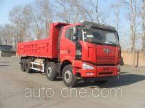 FAW Jiefang CA3310P66L4T4E24M5 natural gas cabover dump truck