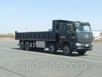 FAW Jiefang CA3310P66L7T4E22M4 natural gas cabover dump truck