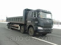 FAW Jiefang CA3310P66L7T4E24M4 natural gas cabover dump truck