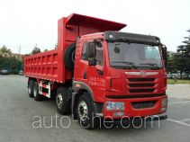 FAW Jiefang CA3311P1K2L2T4E4A80 diesel cabover dump truck