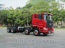 FAW Jiefang CA3311P31K2E4T4A93 dump truck chassis