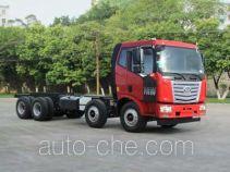 FAW Jiefang CA3313P3K2E4T4A91 dump truck chassis