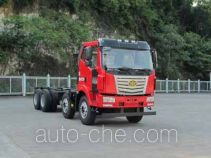 FAW Jiefang CA3313P3K2E5T4A91 dump truck chassis