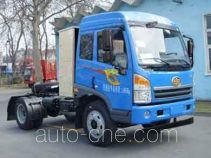 FAW Jiefang CA4083PK2NE5A80 natural gas cabover tractor unit