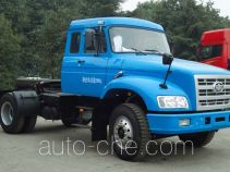 FAW Jiefang CA4117K2R5EA80 diesel conventional tractor unit