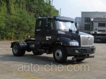 FAW Jiefang CA4142N2E5A95 natural gas tractor unit